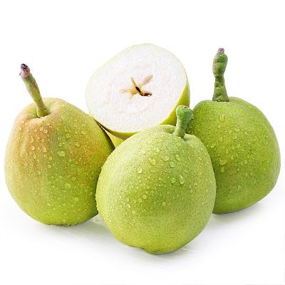树懒果园 新疆库尔勒香梨 750g装 新鲜梨子水果