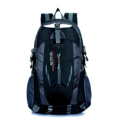 户外尖峰背包登山包双肩背包情侣男女大容量休闲旅行包运动日背包旅游包徒步40L