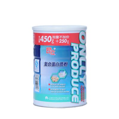 昂立复合蛋白质粉700g/罐装粉剂 大豆分离蛋白粉 昂立 营养品 保健品 乳清蛋白粉