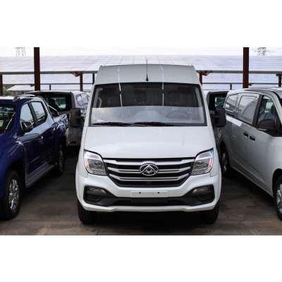2019款 2.0T Plus 6擋手動廂式貨車VAN短軸中