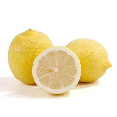 【48小時發貨】【2件合并發帶箱10斤】高縣助農5斤黃檸檬帶箱新鮮水果余氏金元元