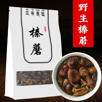 東北特產 榛蘑丁特級小雞燉蘑菇香菇干貨500g
