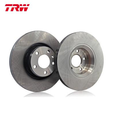 天合(TRW)前刹车盘DF4283S适用于13-15款索纳塔八 2.0L/2.4L