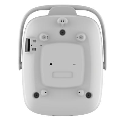 美的電飯煲迷你款2L RS2082 底盤加熱智能防溢家用電飯鍋1-3人