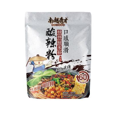 南越秀才 桂林鲜米粉酸辣粉345g(粉包240g+料包105g)