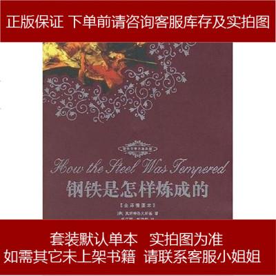 钢铁是怎样炼成的 奥斯特洛夫斯基 长江文艺 9787535420541