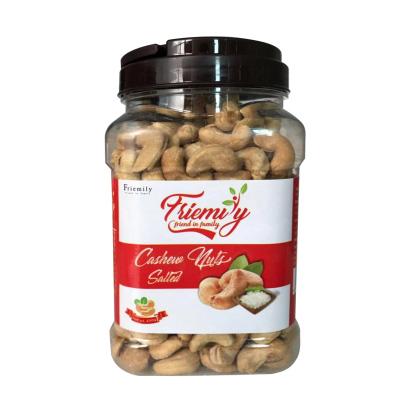 越南進口(Friemily)含鹽腰果450g 休閑零食每日堅果果仁干果零食特產食品小吃