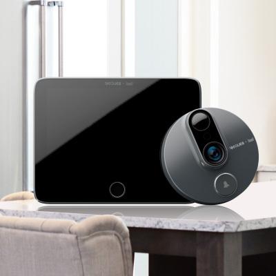 移康智能T1电子猫眼WIFI摄像头门镜远程防盗家用可视门铃