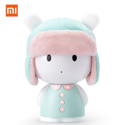 小米 米兔故事機 智能故事機機器人智能機器人兒童早教機Wifi學習機可充電內容可下載 AI早教機