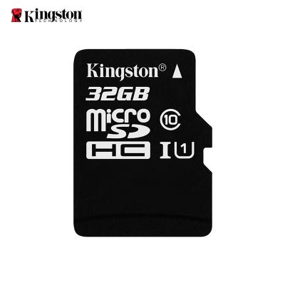 金士顿Kingston 32GB TF(Micro SD) 存储卡 U1 C10 高速升级版