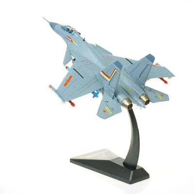 凯迪威 军事模型1:72舰载歼15战斗机 合金仿真飞机模型 685001-歼-15舰载机