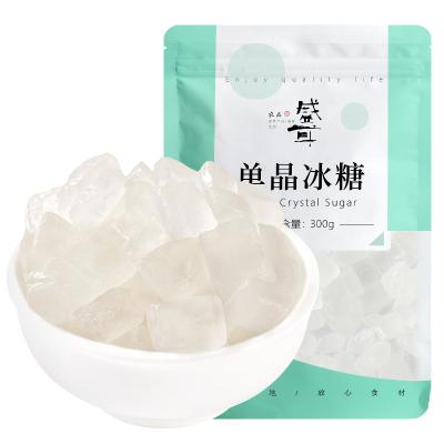 盛耳 单晶冰糖300g 煲汤泡茶冲饮 调味品 食用糖