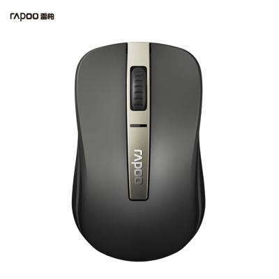 雷柏(RAPOO) 6610無線三模光電鼠標 USB便攜辦公電腦筆記本商務續航持久左右手通用ipad 安卓 白領鼠標