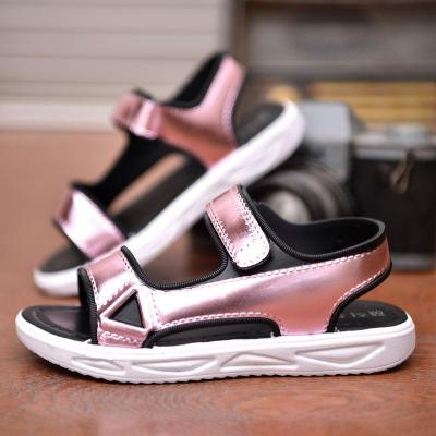 女童凉鞋2018新款韩版夏季儿童宝宝软底小公主鞋女孩时尚中大童鞋