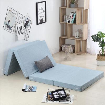 日式榻榻米床垫可折叠地铺垫办公室午睡垫午休打地铺单双人海绵垫
