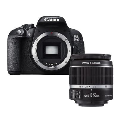 【二手95新】Canon/佳能 EOS 700D+18-55mm 佳能入門單反相機套機