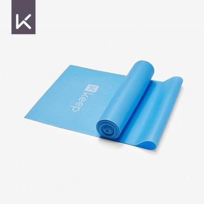 KeepTPE弹力带 健身瑜伽运动阻力带拉力绳皮筋松紧带塑形
