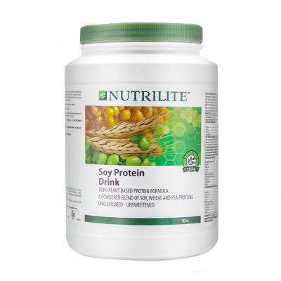 安利紐崔萊(AMWAY) 蛋白粉植物蛋白質粉大豆分離蛋白粉劑 孕婦老年兒童可用 家庭裝亞洲版900g