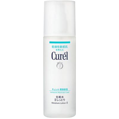 Curel珂润 润浸保湿补水化妆水Ⅱ水润型150ml 保湿补水 中性及油性肤质通用