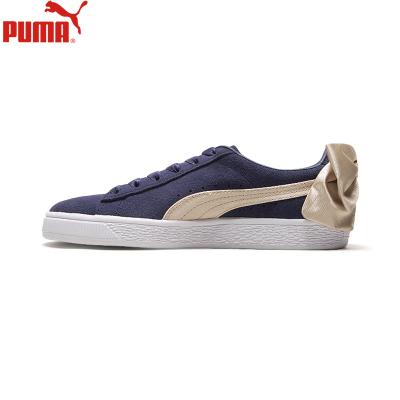彪馬(Puma)女士低幫蝴蝶結休閑鞋36773202