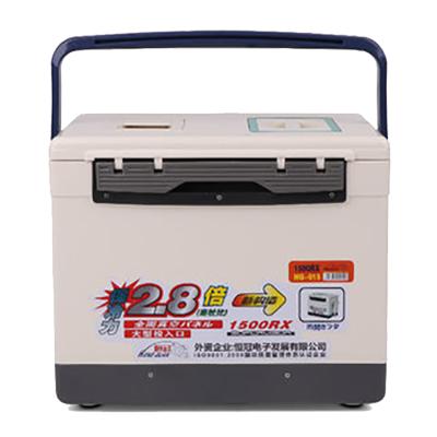 恒冠釣箱2019新款 HG015/016/025 15多功能迷你小活魚箱18L釣魚箱23L海釣保溫箱