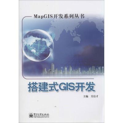 搭建式GIS開發吳信才9787121217036