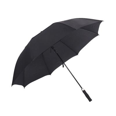 三极户外(Tripolar) TP7003 商务伞加固直柄双层户外遮雨遮阳加厚自动加大雨伞