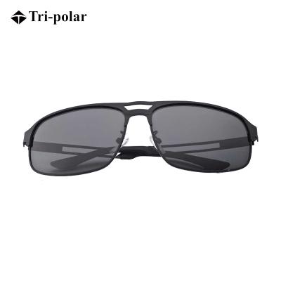 三极户外(Tripolar) TP2352 眼镜旅行休闲时尚眼镜太阳镜男士驾驶钓鱼偏光镜护目镜