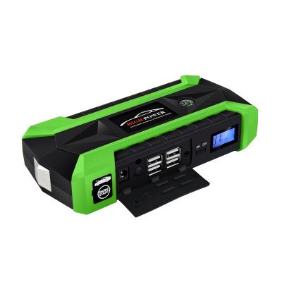 靜航(Static route)車載多功能汽車應急啟動電源12V超薄啟動寶移動車載啟動器配打氣泵套裝