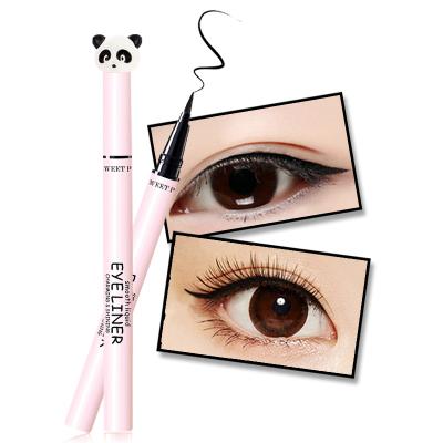 粉色安琪sweetpink光彩眼線液筆1G眼線筆 防水 防汗 防暈染