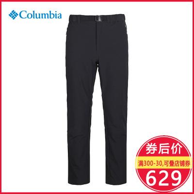 Columbia哥倫比亞沖鋒褲男2020春季新品戶外運動防水透氣長褲AE0378