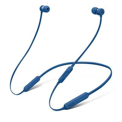 【二手99新】Beats X 蓝牙 魔音耳机入耳式x颈挂脖式魔音B耳塞式线控麦-授权店! 蓝色 裸机送配件