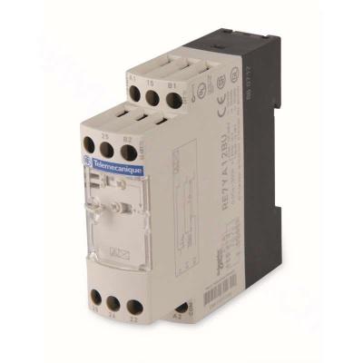 施耐德 Schneider Electric RE7YA12BU 標準型繼電器輸出時間繼電器-RE7,RE7YA12BU