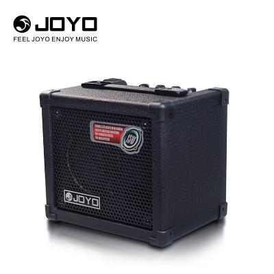 卓樂 JOYO DC-15電木吉他音箱帶效果器鼓機節奏吉它練習便攜音響 可連接MP3和CD