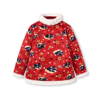 【1件5折】巴拉巴拉童装女童棉衣儿童棉服春季2019新款小童宝宝棉袄加厚外套