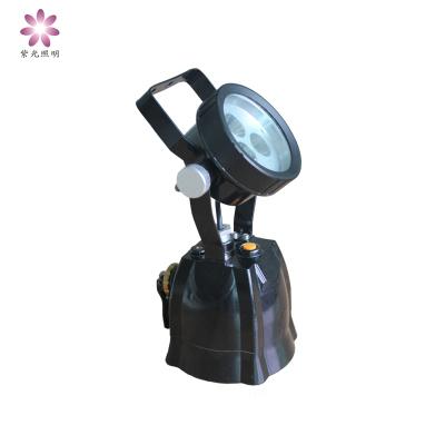 紫光照明(Purple Lighting)YJ2202 便攜式多功能強光工作燈