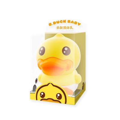 鱷魚寶寶 B.Duck baby小黃鴨親膚嬰童潤體乳80g保濕滋潤嬰兒身體乳親膚潤體