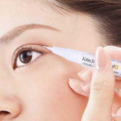 【雙眼皮神器】雙眼皮定型霜大眼神器筆秒變雙眼皮精華液隱形防水