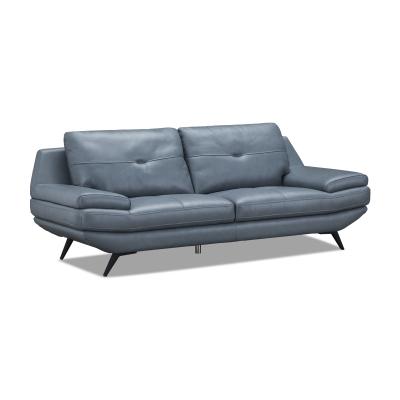 适居之家时尚真皮沙发组合S661-U 二人位