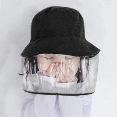 【蘇寧好貨】運動帽韓國兒童子女遮陽面罩防飛沫唾液漁夫帽春夏防疫防病毒帽男