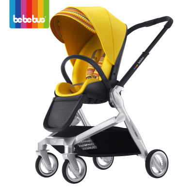 bebebus嬰兒推車雙向輕便高景觀兒童推車可坐可躺易折疊寶寶童車