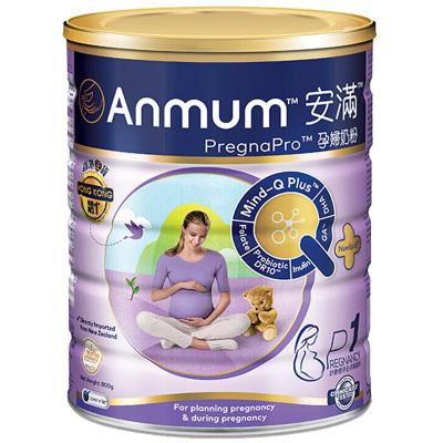 Anmum 新西兰安满 孕妇奶粉 P1 800g/罐