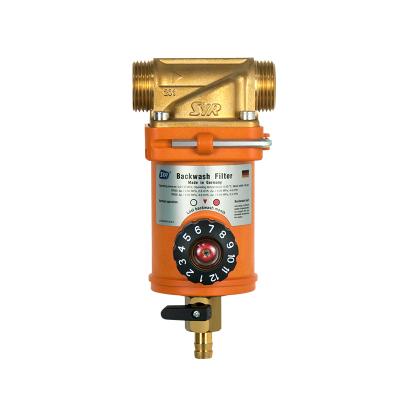 (SYR)汉斯希尔净水器 F-FR前置过滤器 进口家用德国净水器 全屋反冲洗排污净水机 DN20口径