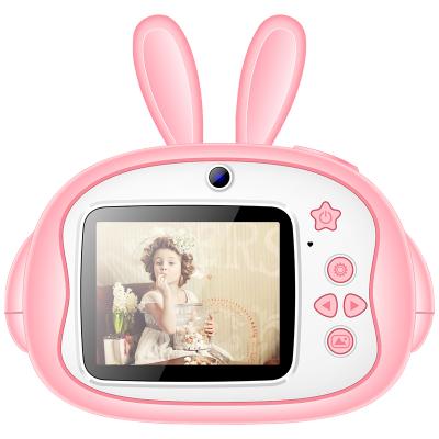 兒童兔子數碼照相機 粉色