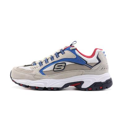 斯凯奇( SKECHERS)SPORT系列 男子休闲鞋999688-OFWT