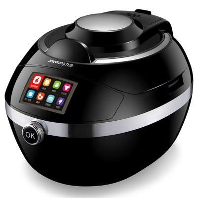九陽(Joyoung)J6炒菜機全自動智能炒菜機器人家用烹飪電磁ih炒菜鍋帶翻炒
