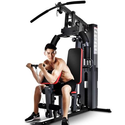 索维尔健身器材家用运动器械多功能力量训练套装 综合训练器