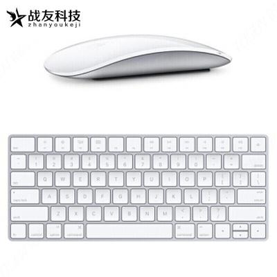 【二手9成新】Apple Keyboard magic mouse苹果键鼠鼠标键盘 一代鼠标装电池 一代键盘+一代鼠标套