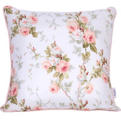 富安娜家纺抱枕时尚印花方抱