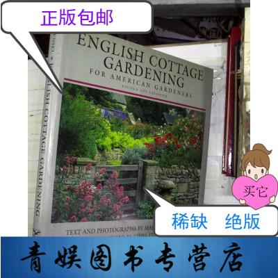 【正版九成新】English Cottage Gardening 英国小屋园艺 12开 (03)